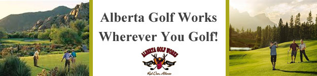 Alberta Golf Works - Wherever You Golf!